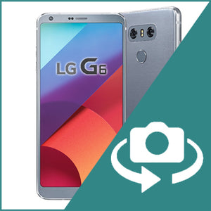 LG G6 Front Camera Replacement
