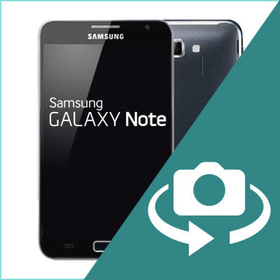 Samsung Galaxy Note 1 Front Camera Replacement
