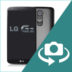 LG G2 Front Camera Replacement