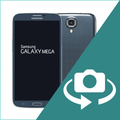 Samsung Galaxy Mega Front Camera Replacement