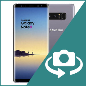 Samsung Galaxy Note 8 Front Camera Replacement