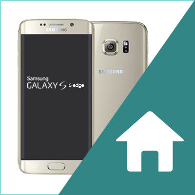 Samsung Galaxy S6 Edge Home Button Replacement