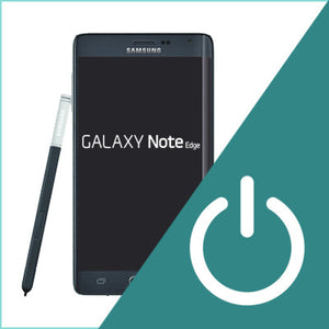 Samsung Galaxy Note Edge Power Button Replacement