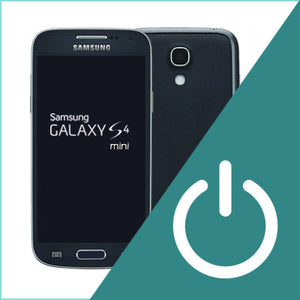 Samsung Galaxy S4 Mini Power Button Replacement