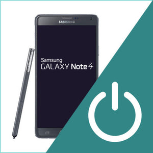Samsung Galaxy Note 4 Power Button Replacement