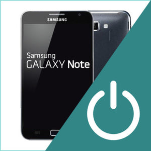 Samsung Galaxy Note 1 Power Button Replacement