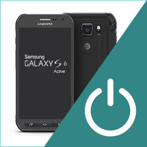 Samsung Galaxy S6 Active Power Button Replacement