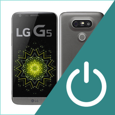LG G5 Power Button Replacement