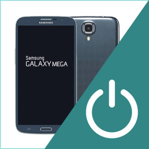 Samsung Galaxy Mega Power Button Replacement