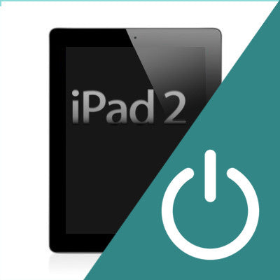 iPad 2 Power Button Replacement