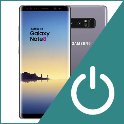 Samsung Galaxy Note 8 Power Button Replacement