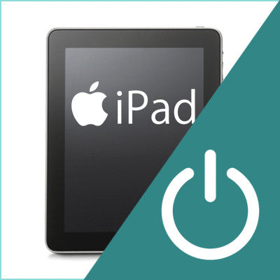 iPad 1 Power Button Replacement
