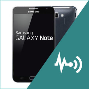 Samsung Galaxy Note 1 Proximity Sensor Repair