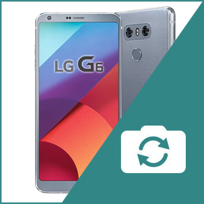 LG G6 Rear Camera Replacement