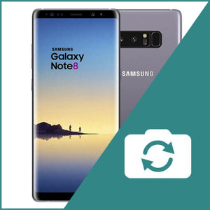 Samsung Galaxy Note 8 Rear Camera Replacement