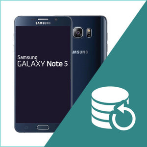 Samsung Galaxy Note 5 Data Recovery