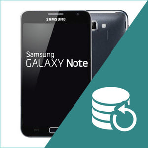 Samsung Galaxy Note 1 Data Recovery