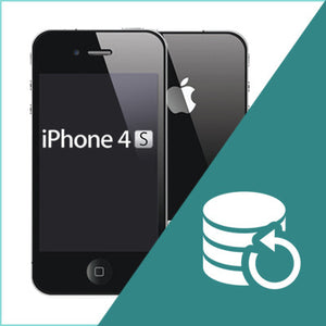 iPhone 4S Data Recovery