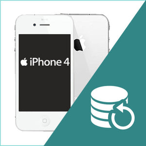 iPhone 4 Data Recovery