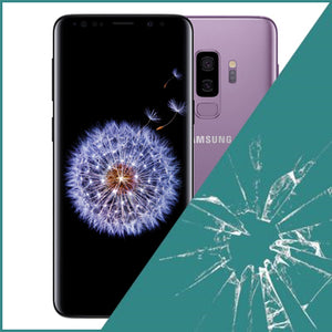 Samsung Galaxy S9 Plus Back Glass Repair