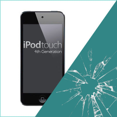 iPod Touch 4th Gen. Screen Repair
