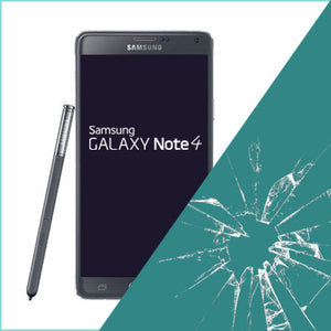 Samsung Galaxy Note 4 Screen Repair