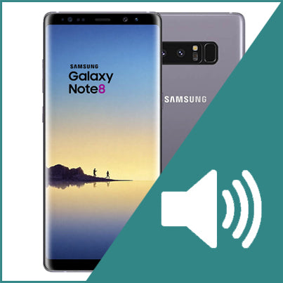 Samsung Galaxy Note 8 Volume Button Replacement