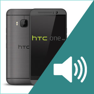 HTC M9 Volume Button Replacement