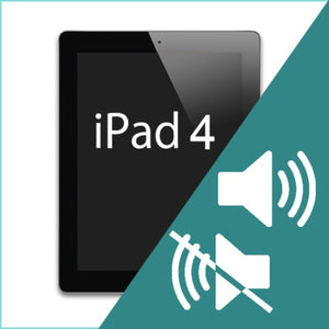 iPad 4 Volume/Silent Button Replacement