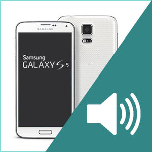 Samsung Galaxy S5 Volume Button Replacement
