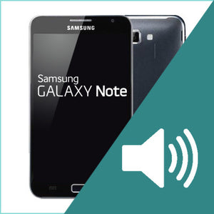 Samsung Galaxy Note 1 Volume Button Replacement