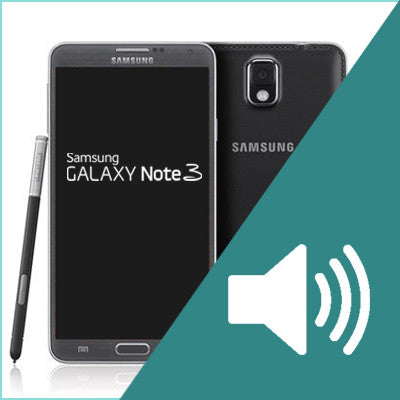 Samsung Galaxy Note 3 Volume Button Replacement