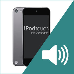 iPod Touch 5th Gen. Volume Button Replacement