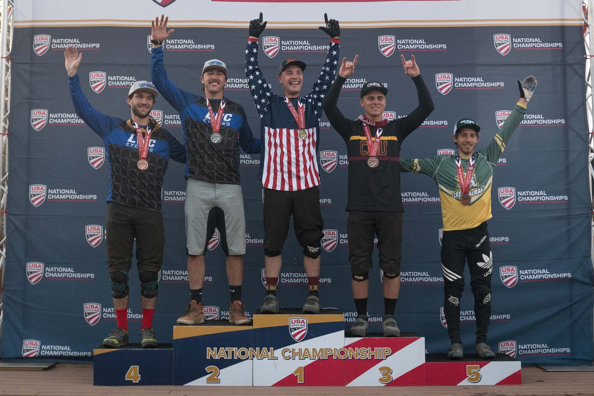 Collin Hudson Wins Dual Slalom National Champs