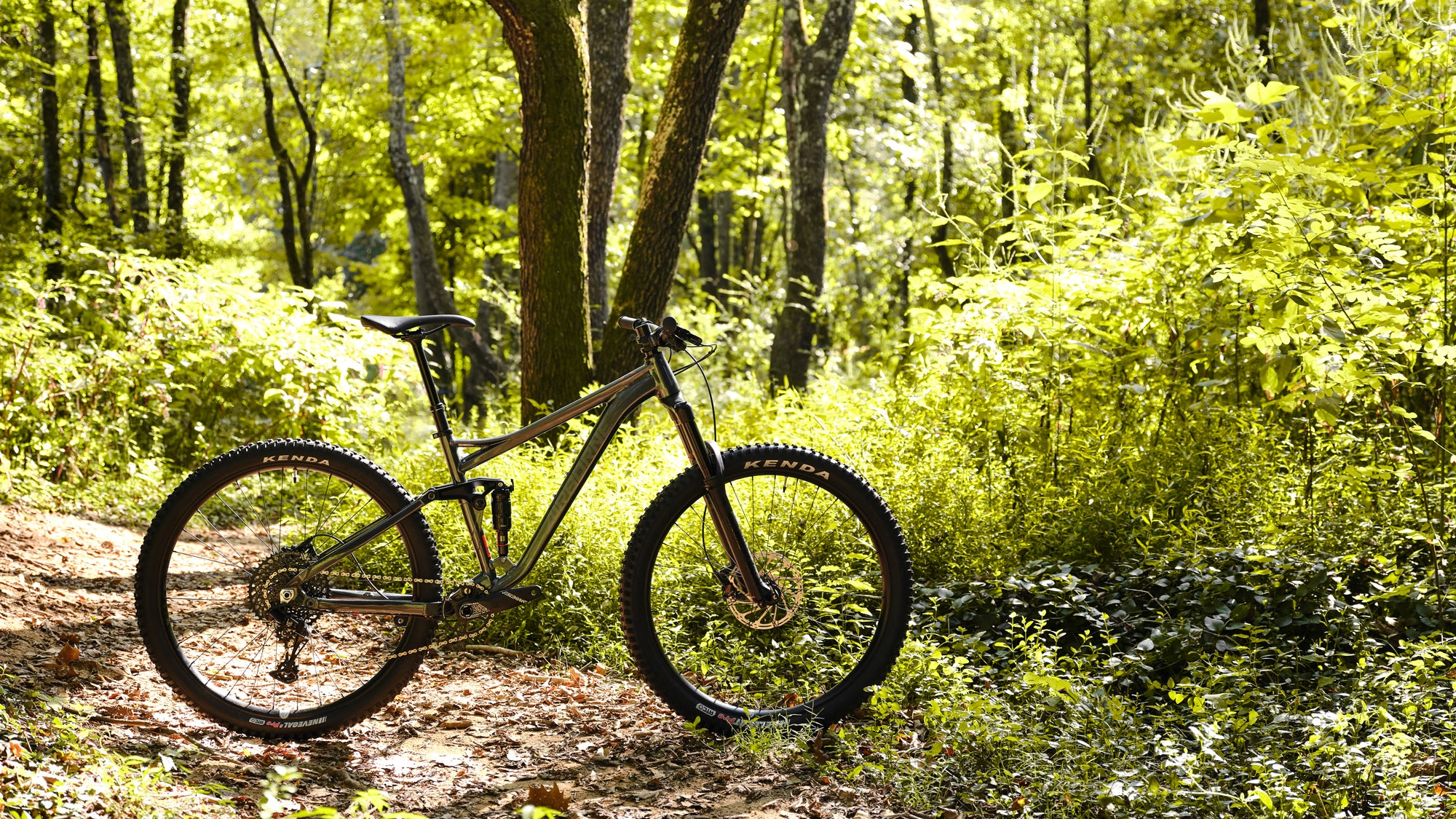 Introducing The Toxin 29 Full Suspension Trail Bike