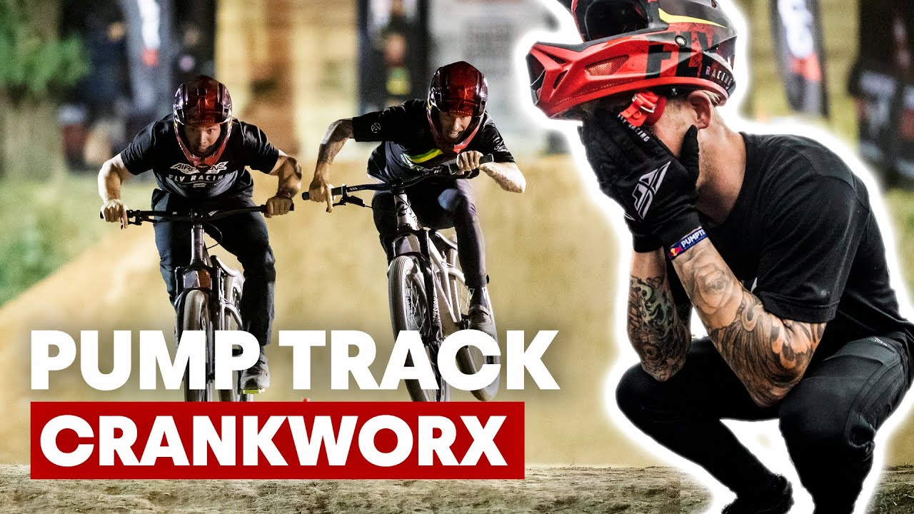 Let's see that again: Tommy Zula vs. Collin Hudson at Crankworx Rotorua