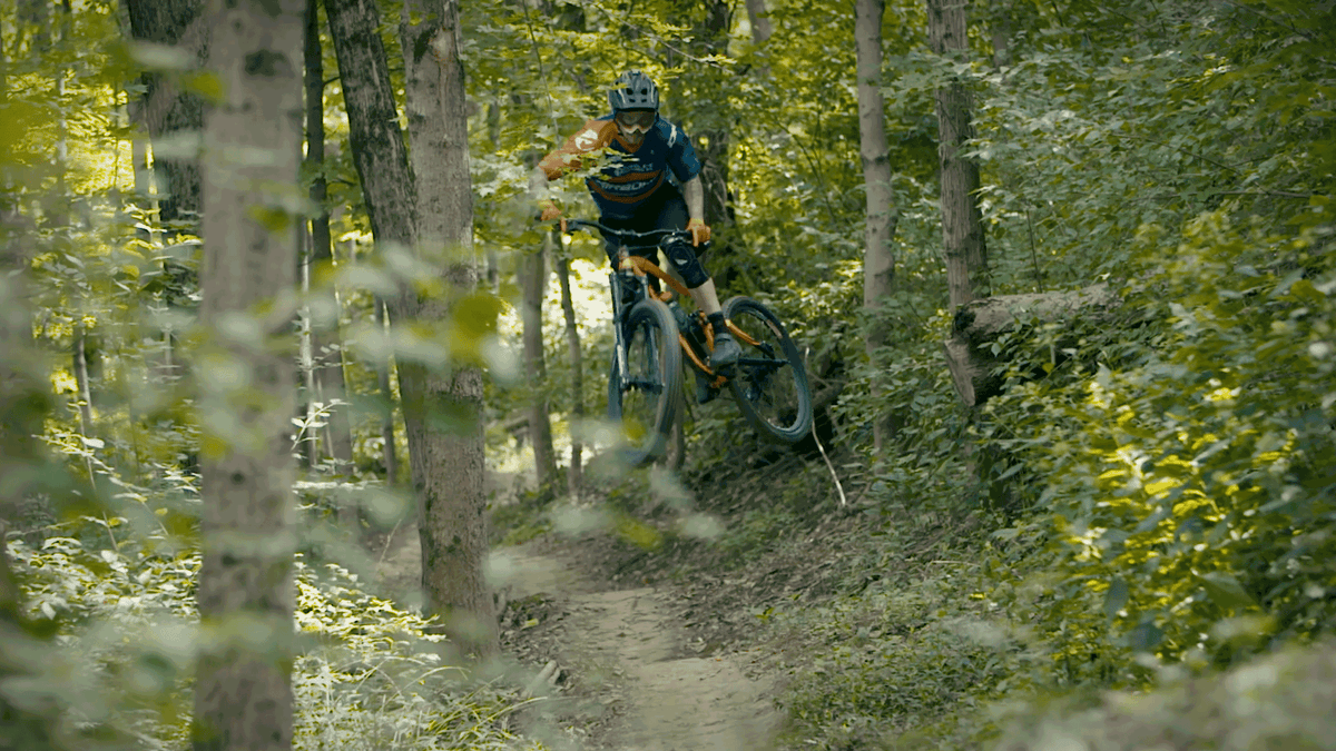 Video: Tommy Zula at Devou MTB Trails