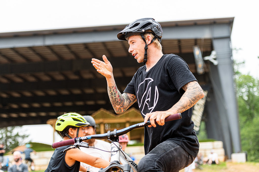 Airborne Bicycles Pump Track World Champion Tommy Zula