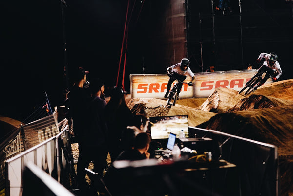 Tommy Zula wins Pump Track Gold at Crankworx 2019