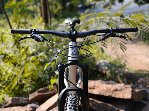 Airborne Plague 27.5 Full Suspension Enduro MTB