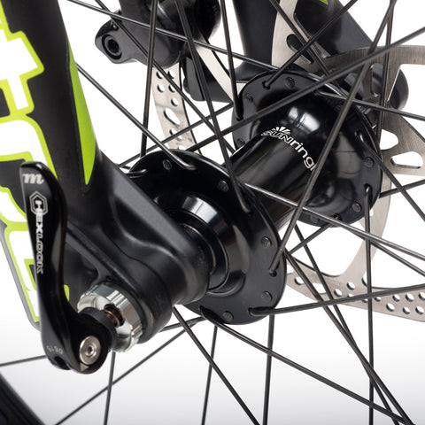 Airborne alloy bars and stem