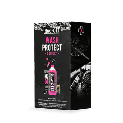 Muc-Off Wash Protect & Lube Kit