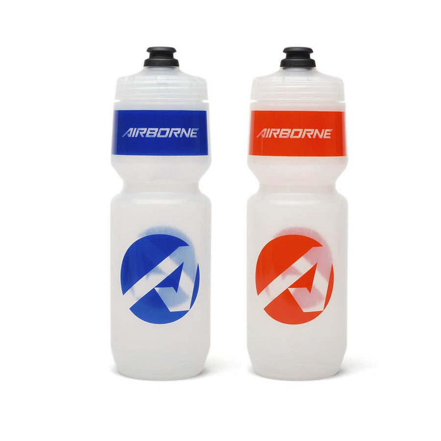 Logo Bottle Bundle (Clear)