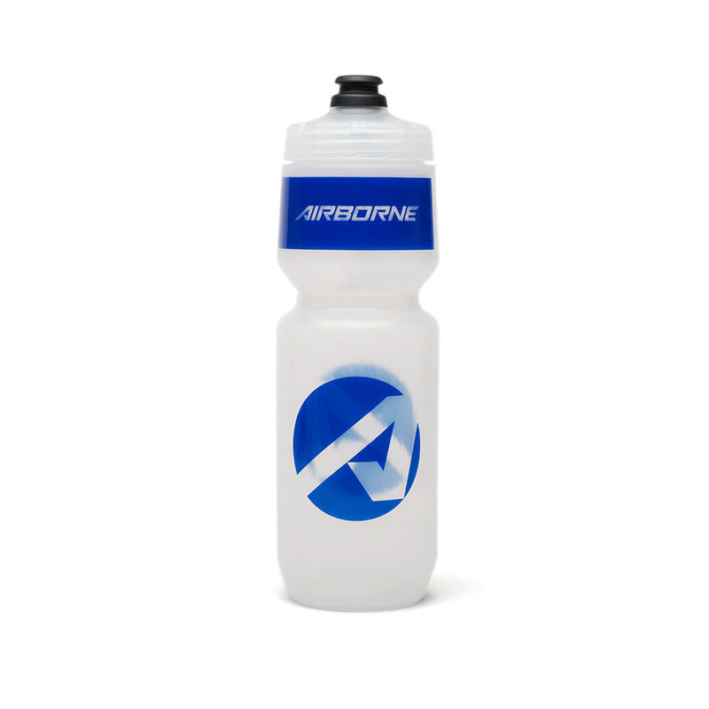 Logo Bottle (Clear/Blue)