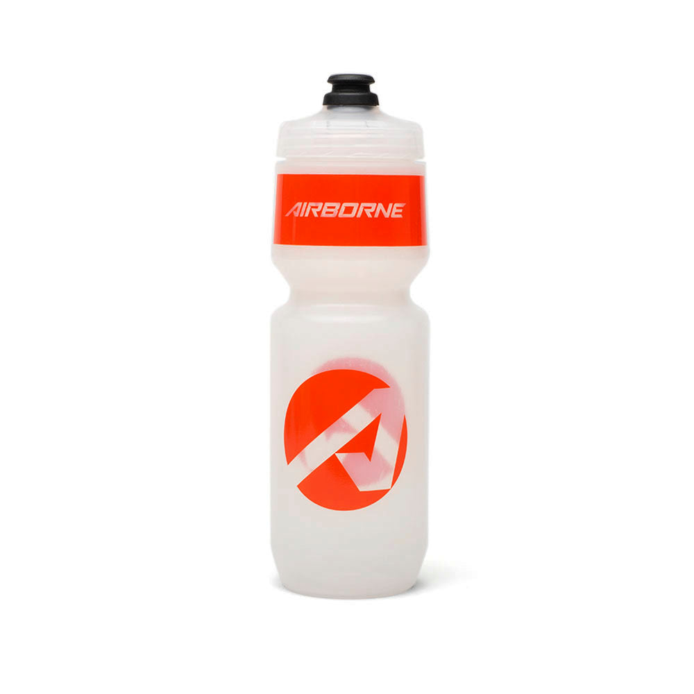 Logo Bottle (Clear/Orange)