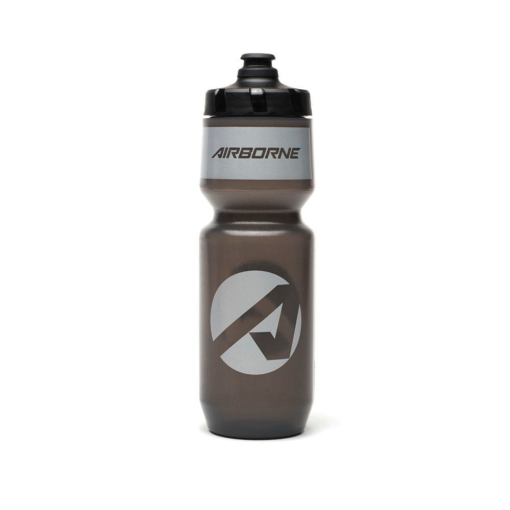 Logo Bottle (Smoke/Silver)