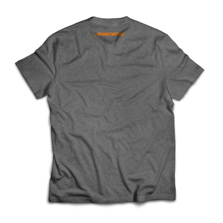 Logomark Tee (Heather Gray)