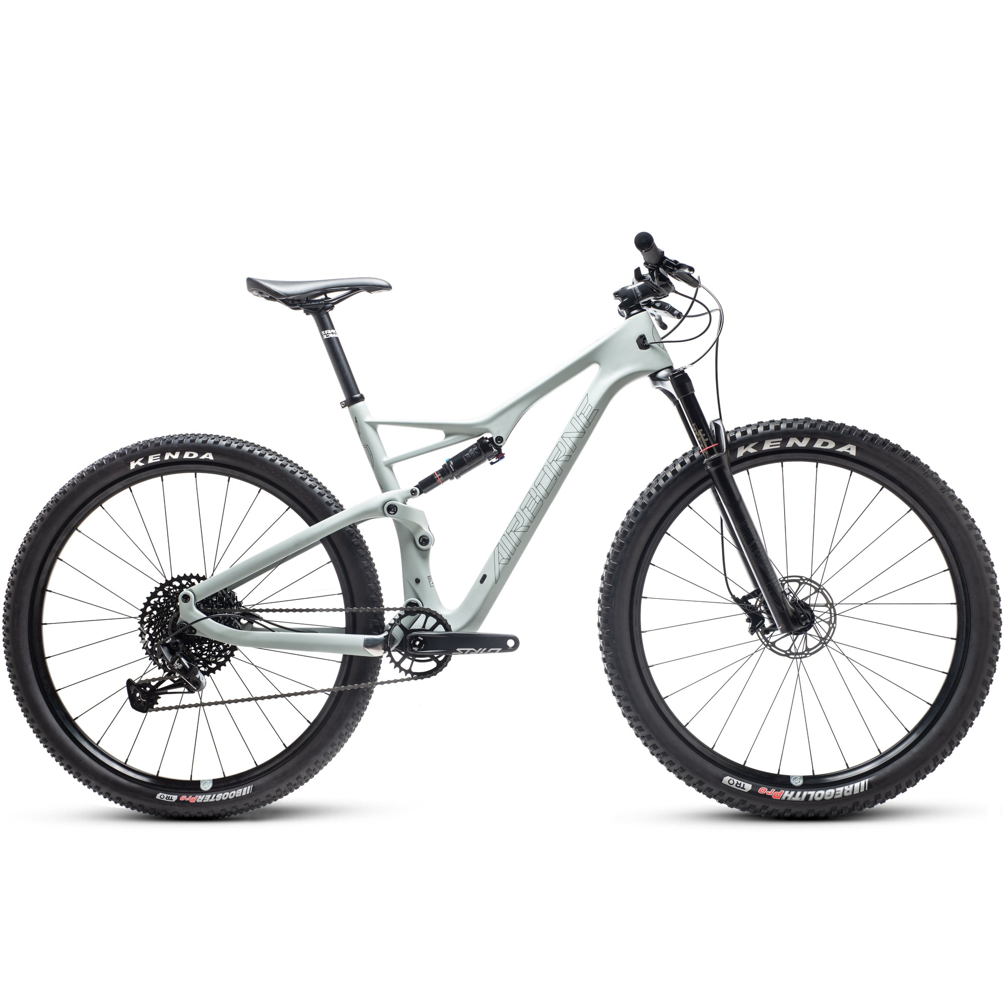 "Airborne Hob Goblin 29"" Light-Travel Carbon XC Full Suspension"