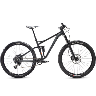 "Airborne Toxin Full Suspension Aluminum Trail 29"" MTB"