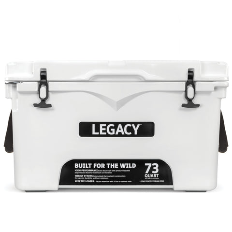 73-Quart (70L) High-Performance Rotomolded Cooler